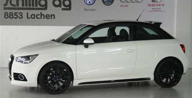 tuning audi a1 05